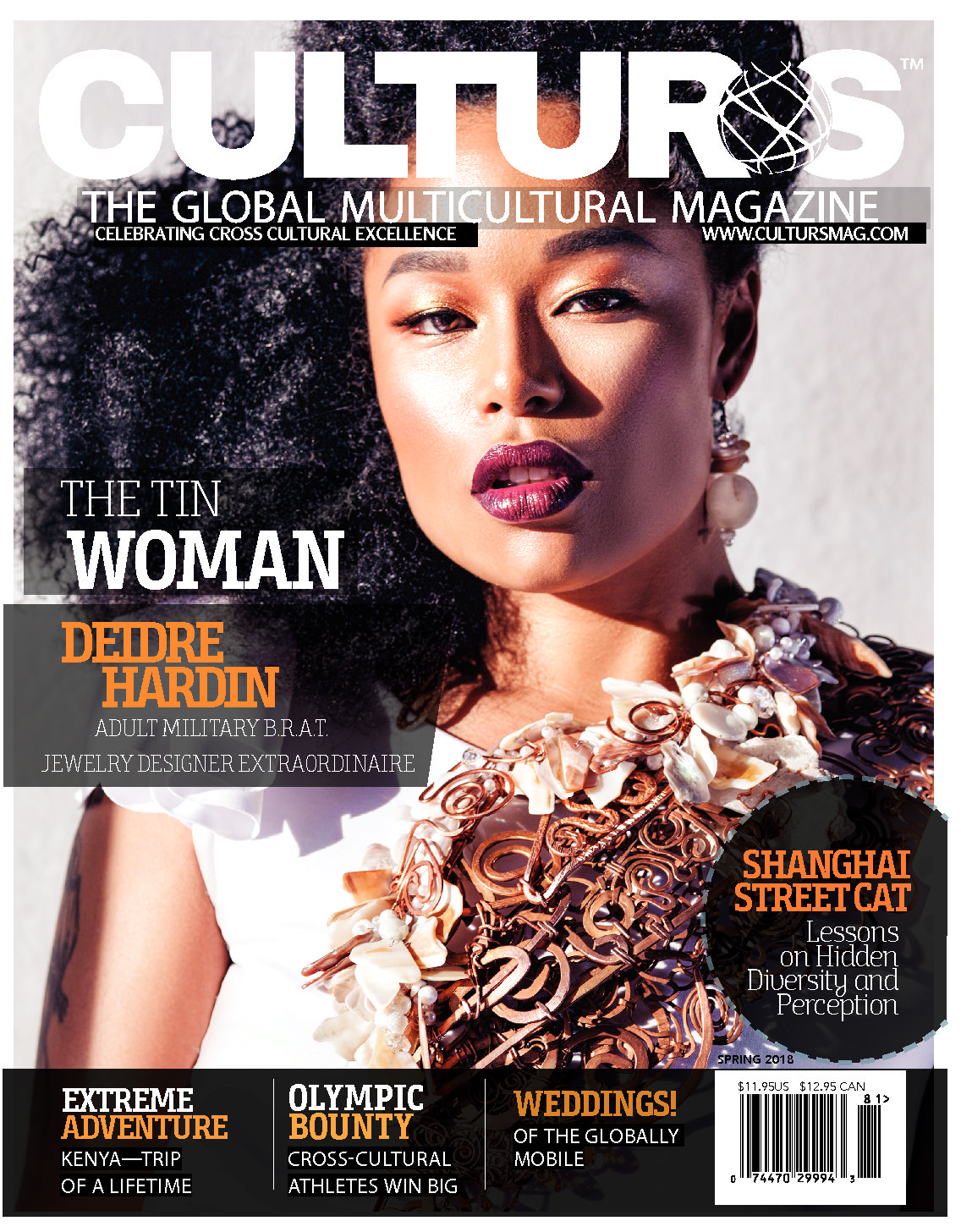 SUBSCRIBE to Culturs' PRINT Edition Today!